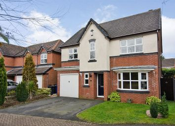 Thumbnail 5 bedroom detached house for sale in Eights Croft, Burntwood