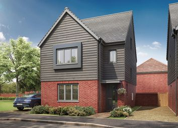 """4 bed detached house for sale in """"The Lumley"""" at """"The Lumley"""" At Eclipse, Sittingbourne Road, Maidstone ME14"""