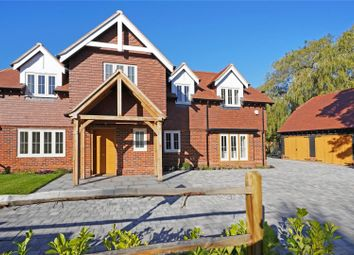 Thumbnail 5 bed detached house for sale in The Street, West Horsley, Leatherhead, Surrey