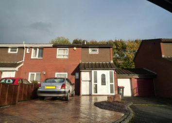 Thumbnail 1 bedroom terraced house to rent in Deepdale, Telford, Hollinswood