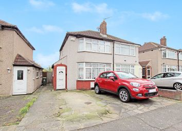 Thumbnail 2 bed semi-detached house for sale in Birch Grove, South Welling, Kent