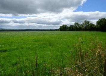 Thumbnail Land for sale in Llangynog, Carmarthen