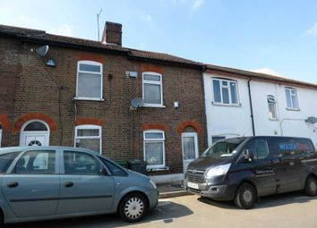 Thumbnail 2 bed terraced house to rent in Chase Street, Luton