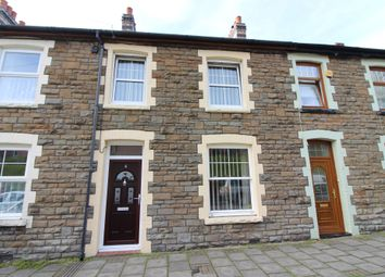 Thumbnail 3 bed terraced house for sale in Commercial Road, Cwmfelinfach, Newport
