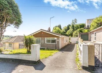 Thumbnail 3 bed detached bungalow for sale in Weston Mill Hill, Plymouth