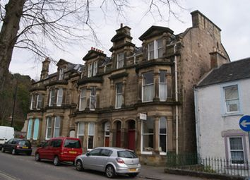 Thumbnail 1 bed flat to rent in Union Street, Bridge Of Allan