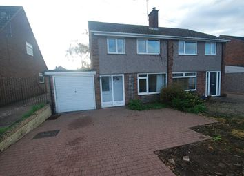 Thumbnail 3 bed property to rent in Falmouth Avenue, Stafford