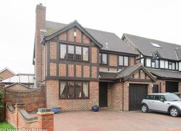 Thumbnail 4 bed detached house for sale in Beechwood Rise, Chislehurst