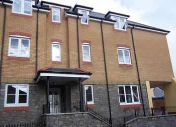 Thumbnail 1 bed flat to rent in Brook Court, Bridgend, Bridgend.