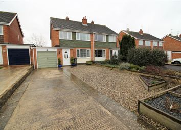 Thumbnail 3 bed semi-detached house for sale in Davenwood, Swindon