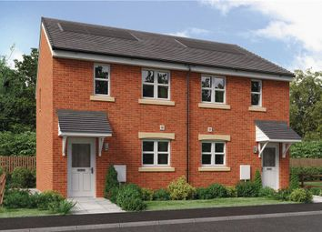 "Thumbnail 2 bedroom mews house for sale in ""Young Mid"" at Hawkhead Road, Paisley"