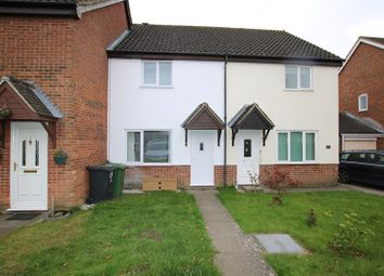 Thumbnail Terraced house to rent in Thorpe Drive, Attleborough