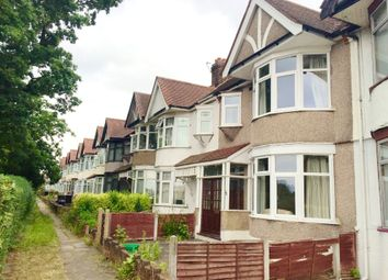 Thumbnail 3 bedroom terraced house to rent in Park View Gardens, Woodford Avenue, Ilford