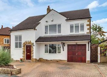 Thumbnail 4 bed detached house for sale in Kingsley Road, Leeds
