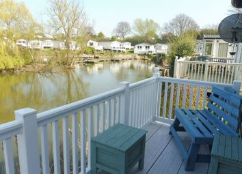 Thumbnail 2 bedroom mobile/park home for sale in Colchester Road, St. Osyth, Clacton-On-Sea