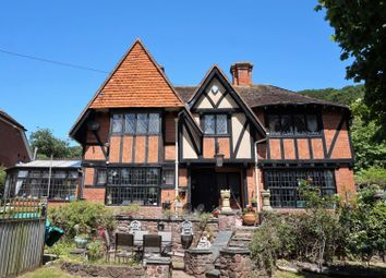Thumbnail 4 bed detached house for sale in Woodcombe, Minehead