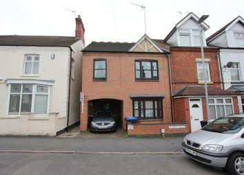 Thumbnail 2 bed flat to rent in Queens Road, Hinckley