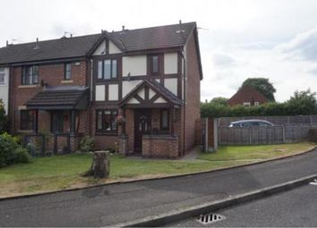 Thumbnail 3 bed terraced house to rent in Gateacre Walk, Wythenshawe, Manchester, Greater Manchester