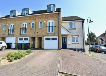 Thumbnail 3 bedroom terraced house to rent in Beaumont Way, Hampton Hargate, Peterborough