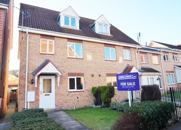 Thumbnail 3 bed semi-detached house for sale in Scholars Way, Mansfield