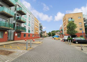Thumbnail 1 bed flat to rent in Evan Cook Close, London