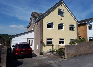 Thumbnail 5 bed detached house for sale in Gellideg Heights, Maesycwmmer, Hengoed