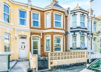 Thumbnail 4 bedroom terraced house for sale in Pasley Street, Plymouth