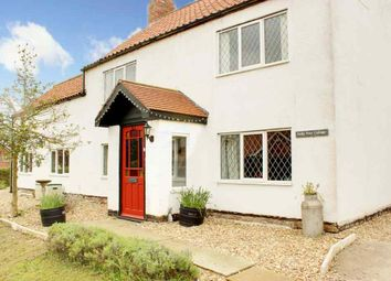 Thumbnail 4 bed detached house for sale in Orchard Lane, Hutton, Driffield