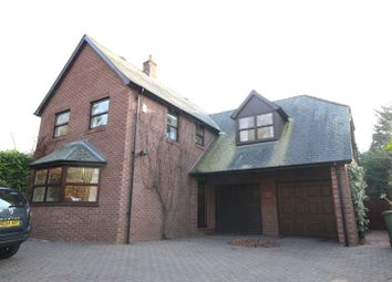 Thumbnail 4 bedroom detached house for sale in Beech House, Station Road, Brampton, Cumbria