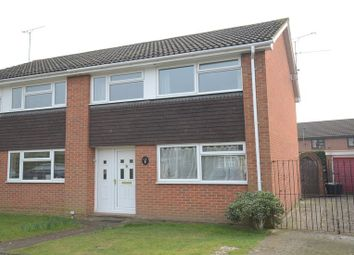 Thumbnail 3 bedroom semi-detached house to rent in Richborough Close, Earley, Reading