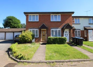 Thumbnail 2 bed terraced house to rent in Derwent Road, Egham