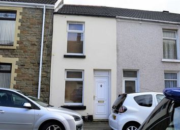 Thumbnail 1 bedroom terraced house for sale in Brynhyfryd Street, Swansea
