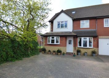 Thumbnail 6 bed semi-detached house for sale in Upney Close, Hornchurch