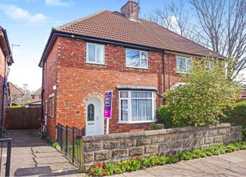 Thumbnail 3 bedroom semi-detached house for sale in Carlyle Walk, Lincoln