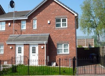 Thumbnail 3 bed semi-detached house to rent in Blueberry Avenue, Manchester