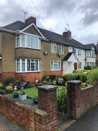Thumbnail 3 bed terraced house to rent in Shirley Avenue, Reading