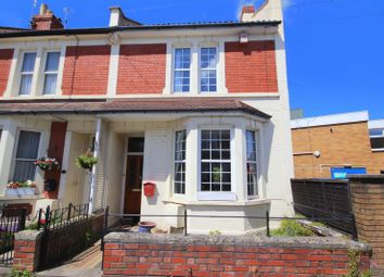 Thumbnail 3 bed end terrace house for sale in Stoke Lane, Westbury-On-Trym, Bristol