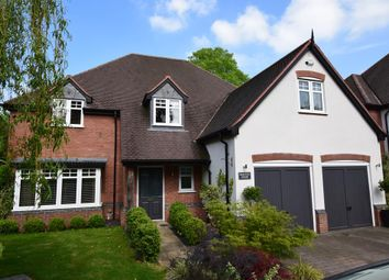 Thumbnail 6 bed detached house for sale in The Copse, Dorridge Road, Solihull