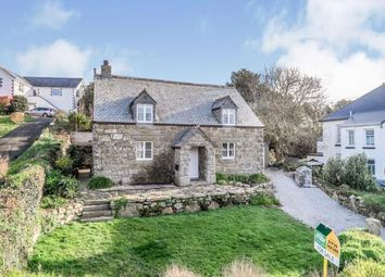 Thumbnail 3 bed detached house for sale in St Levan, Penzance, Cornwall