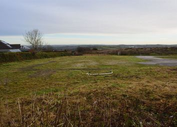 Thumbnail Land for sale in St Michaels Way, Roche, St Austell, Cornwall