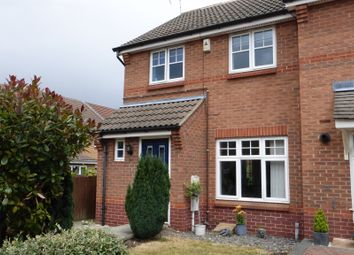 3 bed end terrace house for sale in Versailles Gardens, Hucknall, Nottingham NG15