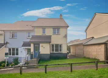Thumbnail 3 bed end terrace house to rent in Trevorder Drive, St Austell