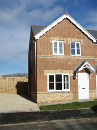 Thumbnail 3 bed semi-detached house to rent in Connaught Road, Scunthorpe