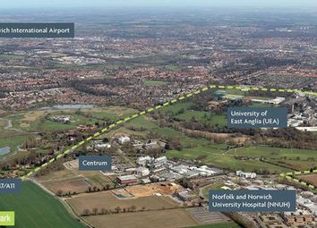 Thumbnail Commercial property to let in Norwich Research Park, Colney Lane, Norwich, Norfolk