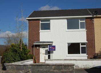 Thumbnail 3 bed semi-detached house for sale in Jones Terrace, Glanamman, Ammanford