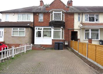 3 bed terraced house for sale in Fernhurst Road, Saltley, Birmingham B8