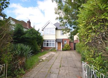 Thumbnail 4 bed detached house to rent in Frimley Road, Camberley