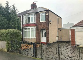 Thumbnail 3 bed semi-detached house for sale in Thorntree Road, Stockton-On-Tees