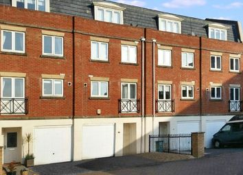 Thumbnail 4 bed town house for sale in Medina View, East Cowes