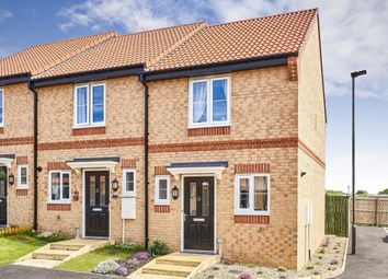 Thumbnail 2 bed end terrace house for sale in Tulip Avenue, Colburn, Catterick Garrison, North Yorkshire